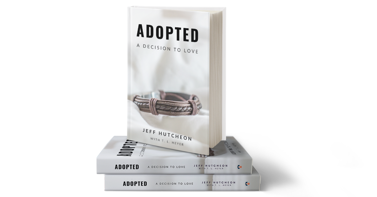 Adopted: A Decision to Love - 3 pack (5% discount)