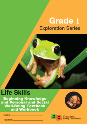 Grade 1 Exploration Series Life Skills PSW and PE (Beginning Knowledge)
