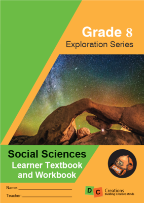 Grade 8 - Exploration Series Social Sciences