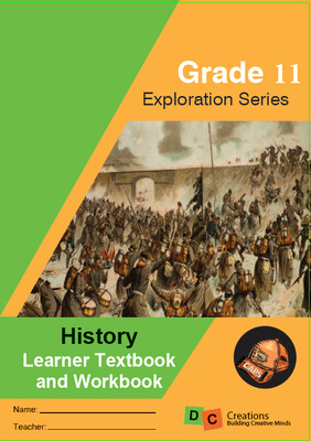 Grade 11 Exploration Series History