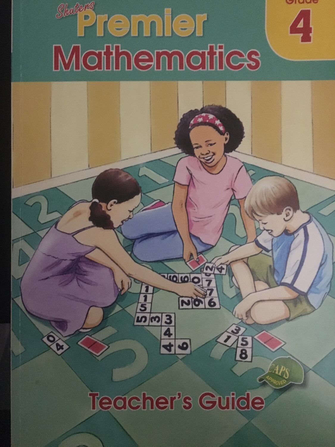 Grade 4 Premier Mathematics Teacher Guide