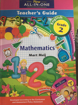 Grade 2 New All-in-one Mathematics Teachers Guide