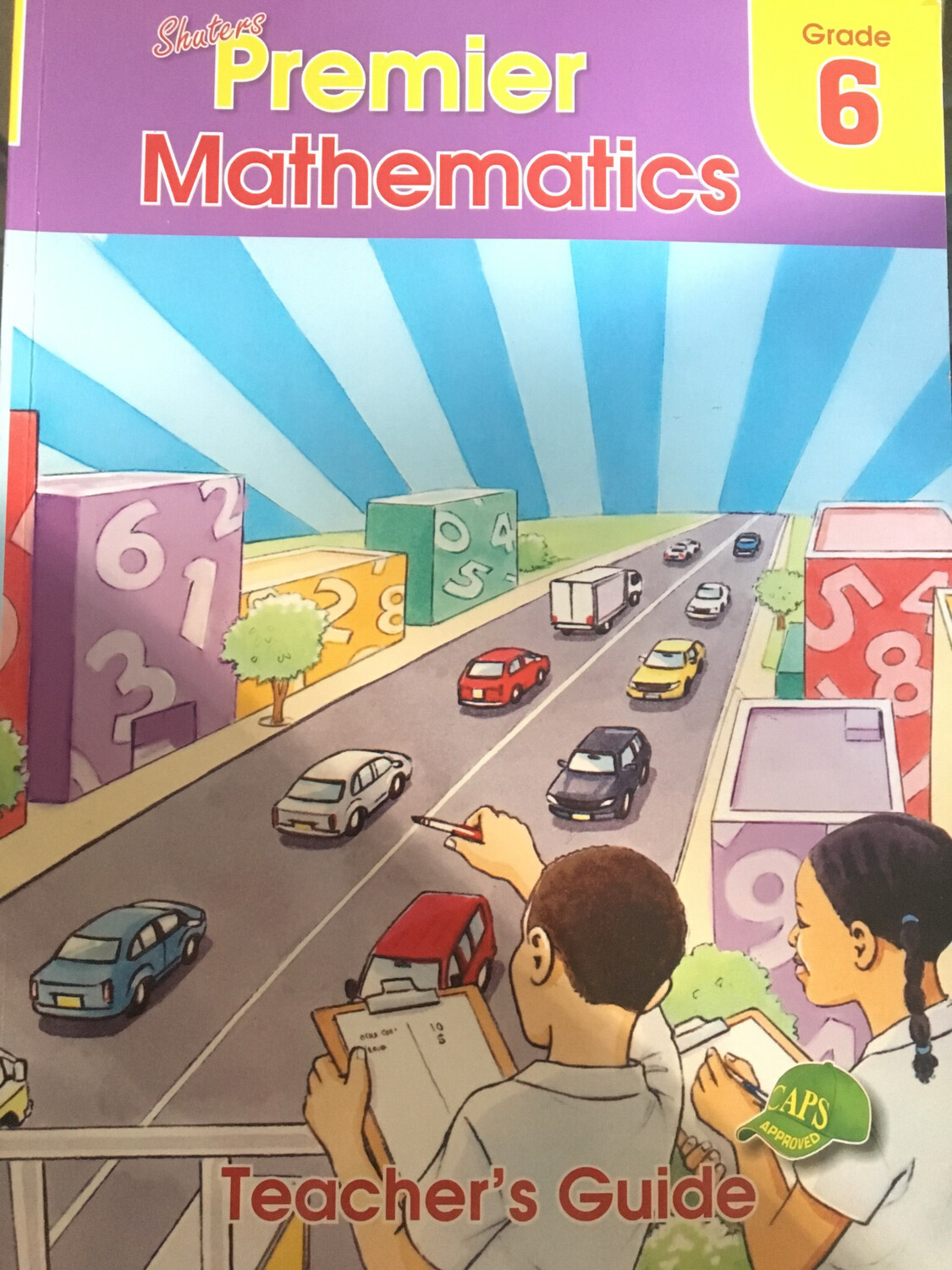 Grade 6 Premier mathematics Teacher's Guide