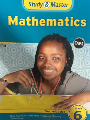 Grade 6 Study And Master Teachers Guide