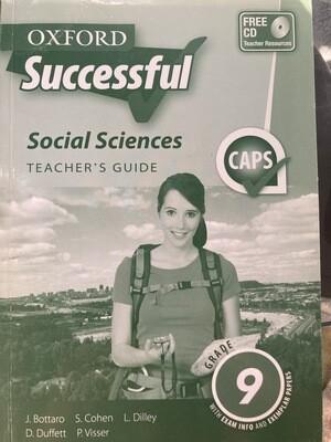 Grade 9 Oxford Successful Social Sciences Teachers Guide