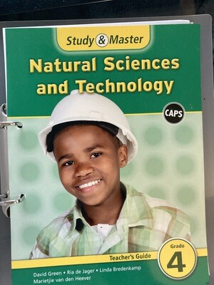 Grade 4 Study And Master Natural Sciences And Technology Teacher's File