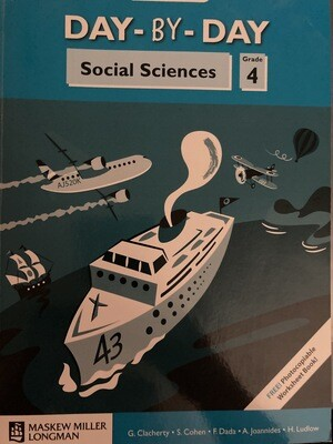 Grade 4 Day-By-Day Social Sciences Teachers Guide