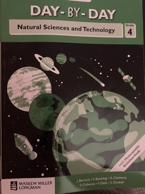 Grade 4 Day-By-Day Natural Sciences And Technology Teachers Guide