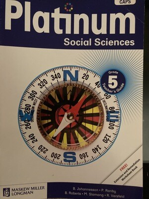 Grade 5 Platinum Social Sciences Teacher Guide