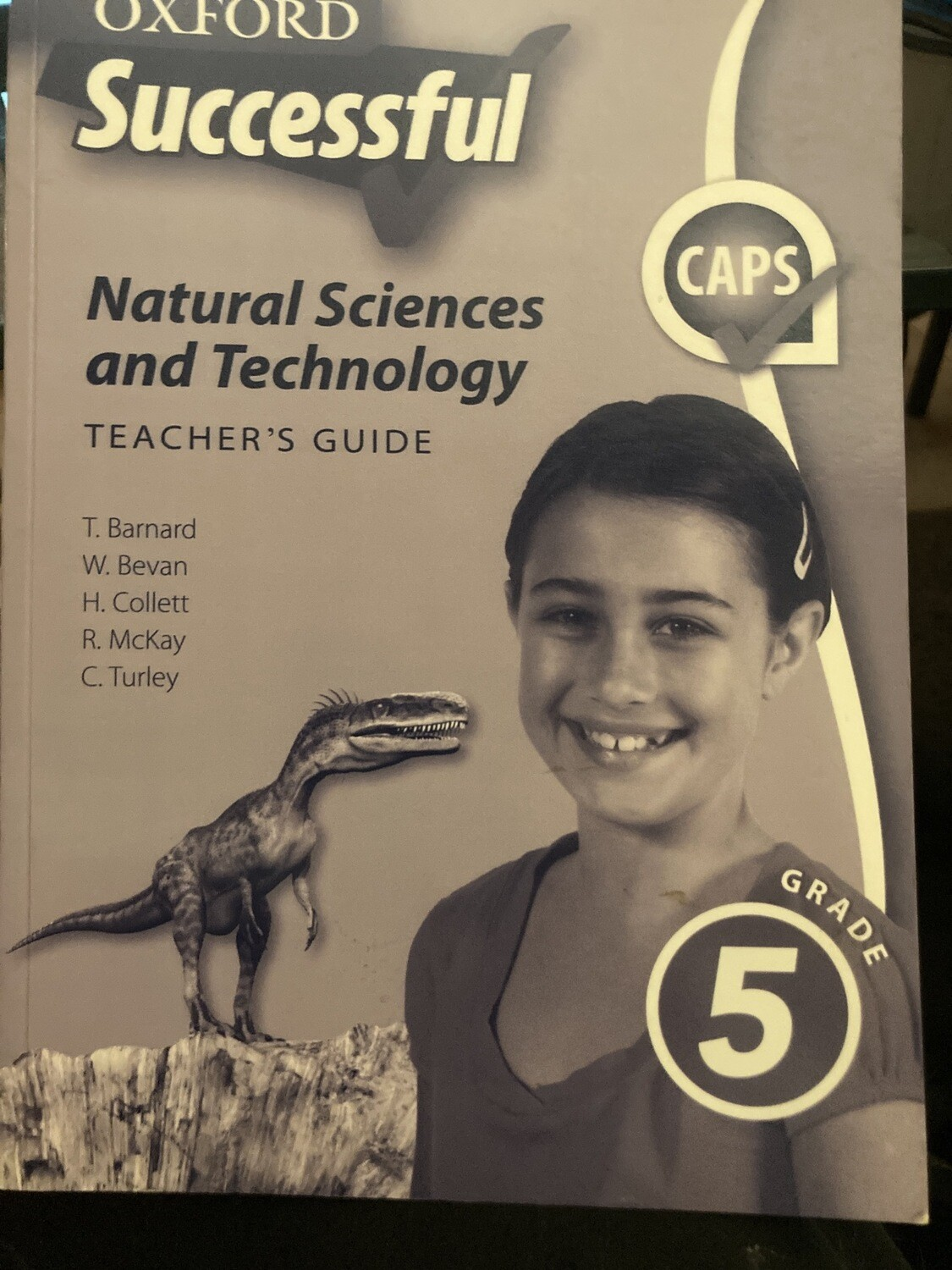 Grade 5 Oxford Successful Natural Sciences And Technology Teacher Guide