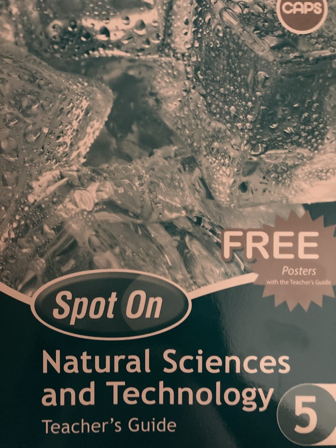 Grade 5 Spot On Natural Sciences And Technology Teachers Guide