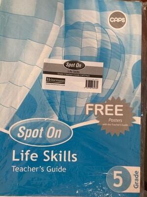Grade 5 Spot On Life Skill Teachers Guide