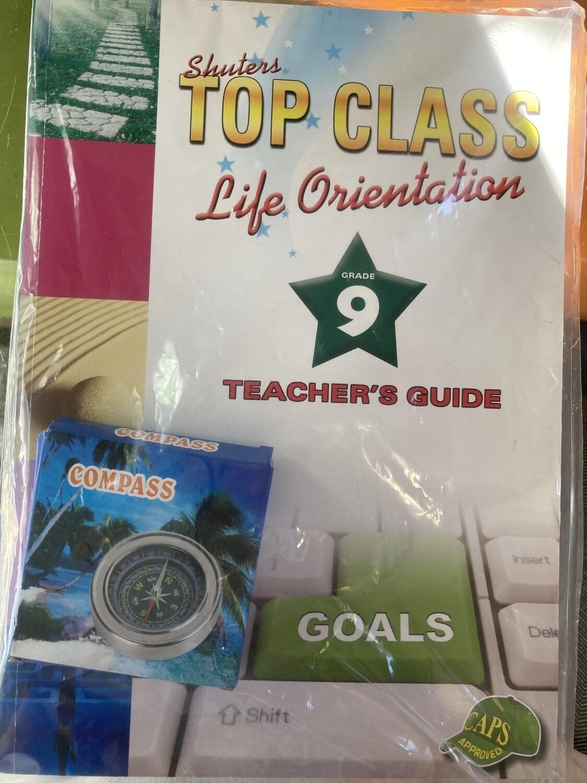 Grade 9 Top Class Life Orientation Teacher's Guide