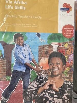 Grade 5 Via Afrika Life Skills Teacher Guide