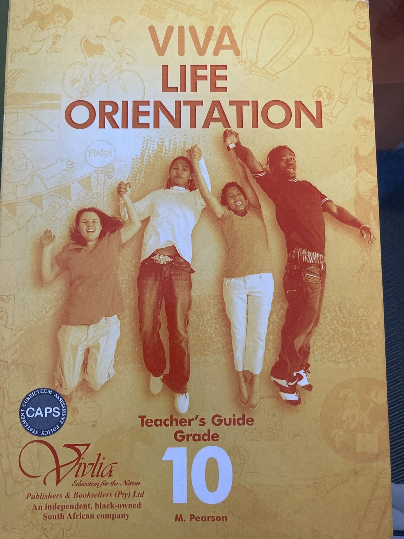 Grade 10 Viva Life Orientation Teachers Guide