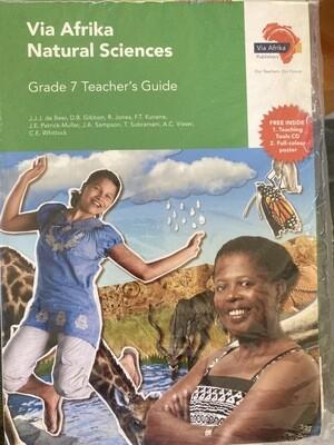 Grade 7 Via Afrika Natural Sciences Teachers Guide