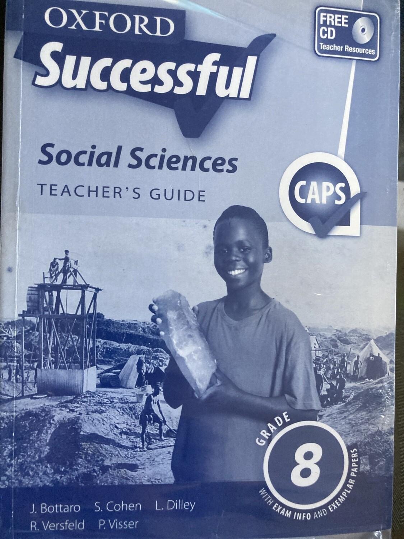 Grade 8 Oxford Successful Social Sciences Teachers Guide