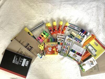 Grade 2 Standard Stationery Pack