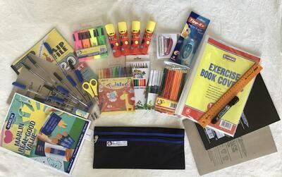 Grade 4 - 7 Standard Stationery Pack (Primary School)