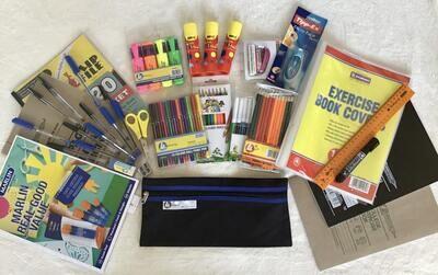 Grade 8-12 Standard Stationery Pack