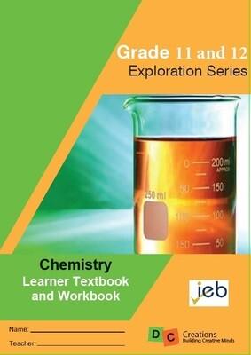 Grade 11&12 Exploration Series Chemistry Learner Book (S Kuhn)