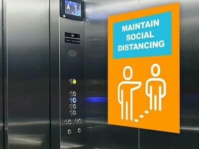 Custom Elevator Graphics