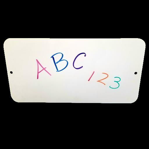 Personal Dry Erase Board