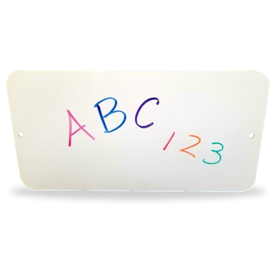 Personal Dry Erase Board