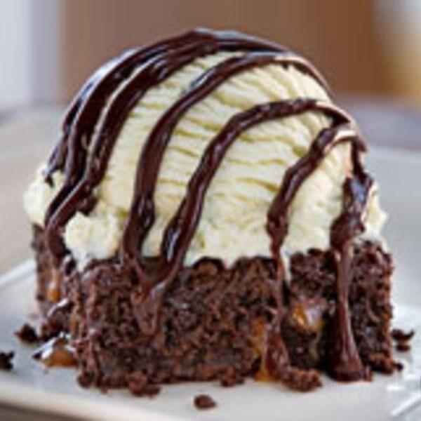 *Brownie Sundae*