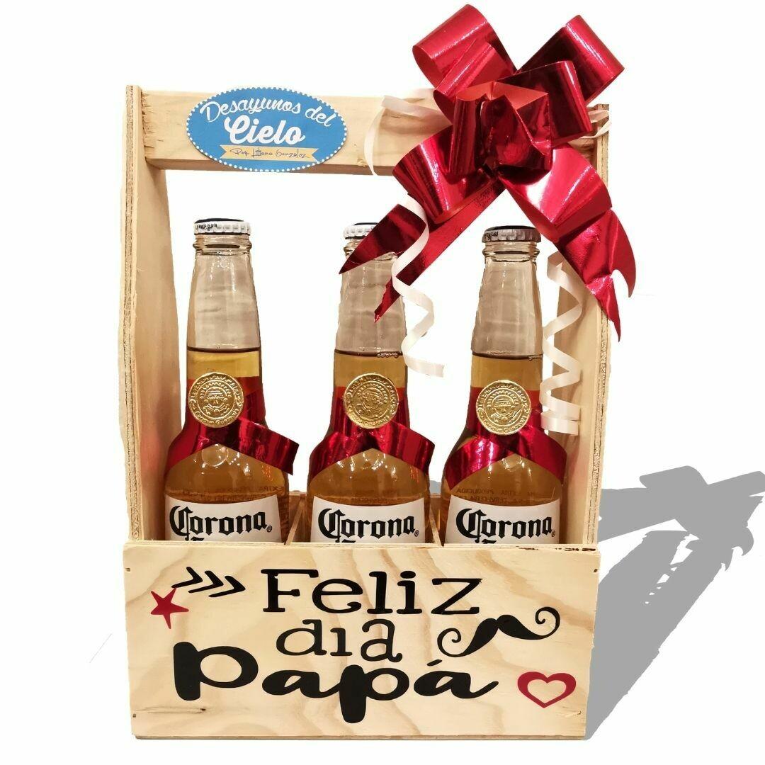 Tripack Corona | Especial Día Del Padre