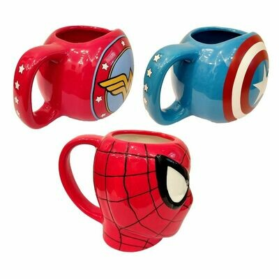 Mug Superhéroes