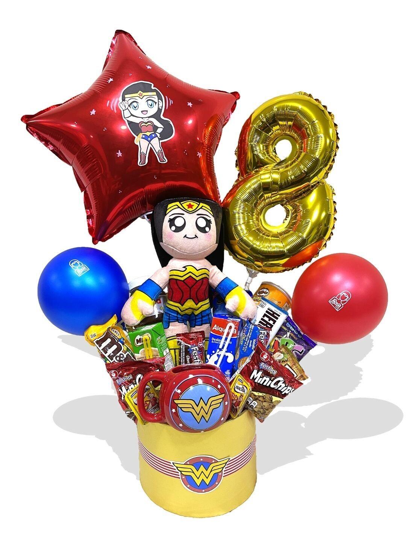 Ancheta de Cumpleaños Premium para Niñas