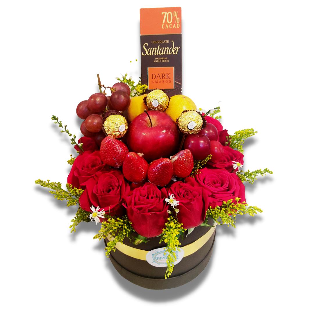 Rosas Frutales   Flores Sorpresa