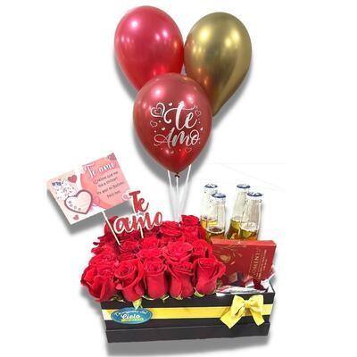 Rosas con Amor | Amor y Amistad