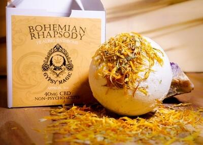 Bohemian Rhapsody Bath Bomb