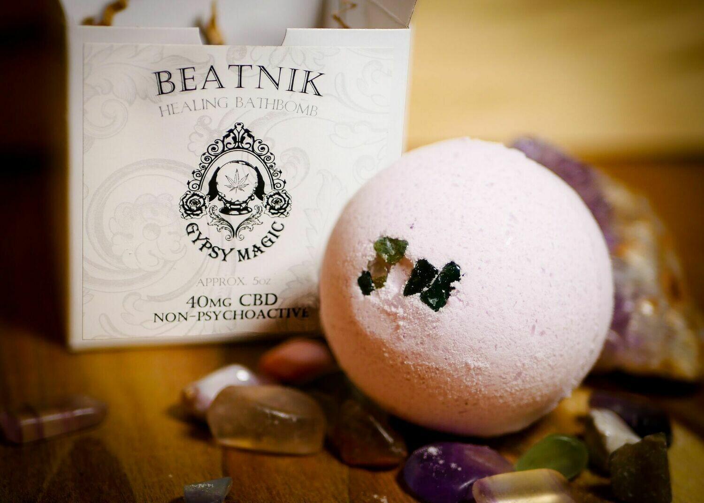 Beatnik Bath Bomb