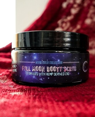 Full Moon Booty Scrub