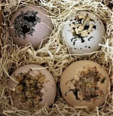HARVEST limited edition fall bath bomb set
