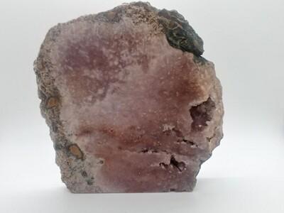 Pink Amethyst Slab #5