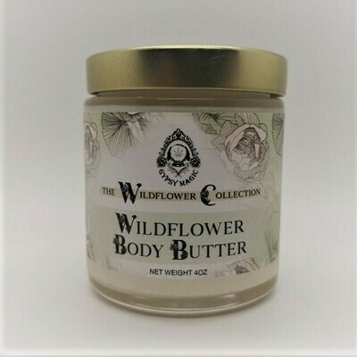 Wildflower CBD Body Butter