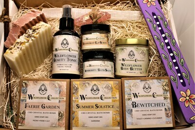 Wildflower Collection - Limited Edition Gift Set