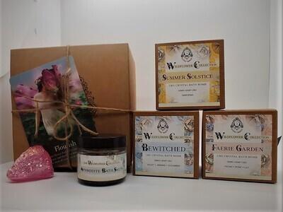 Wildflower Collection - Bath Set