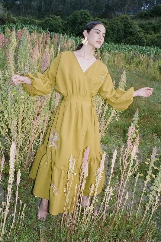 Estela Dress