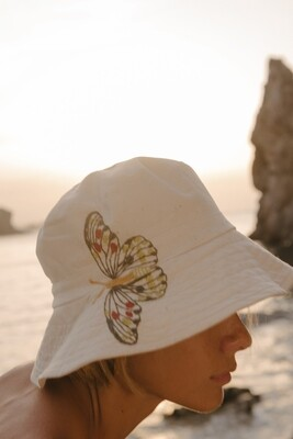 Embroidered Bucket Hats