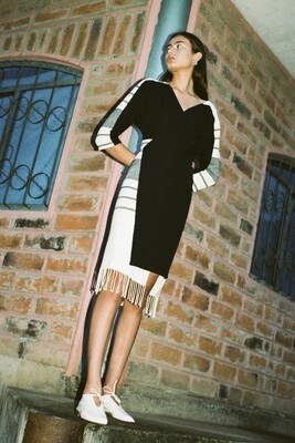 Matico Wrap Dress