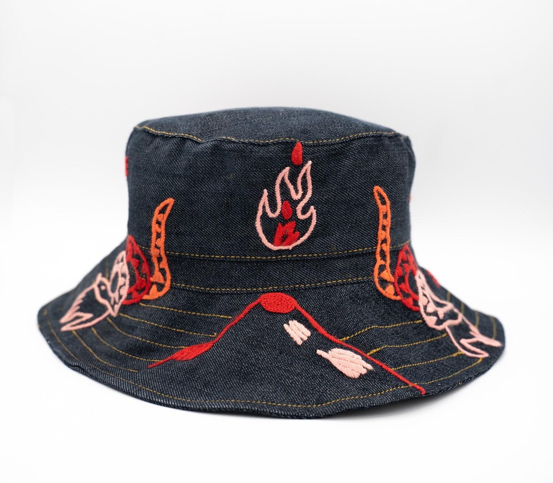 Fire - Spirit of Creation Bucket Hat