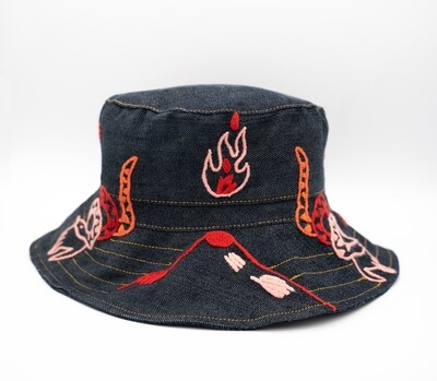 Fire - Spirit of Creation Bucket Hat