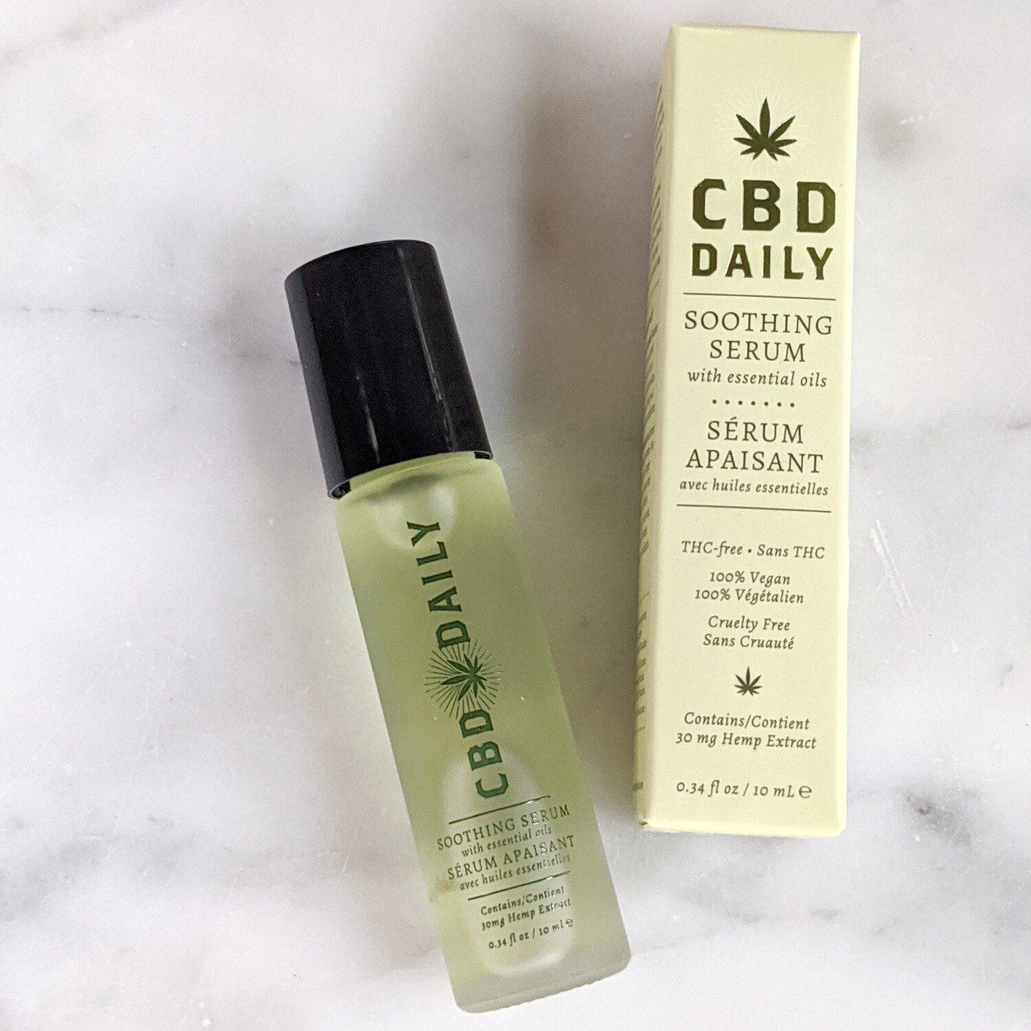 CBD Roll-On Soothing Serum