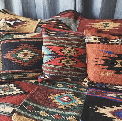 Aztec Pillow Covers