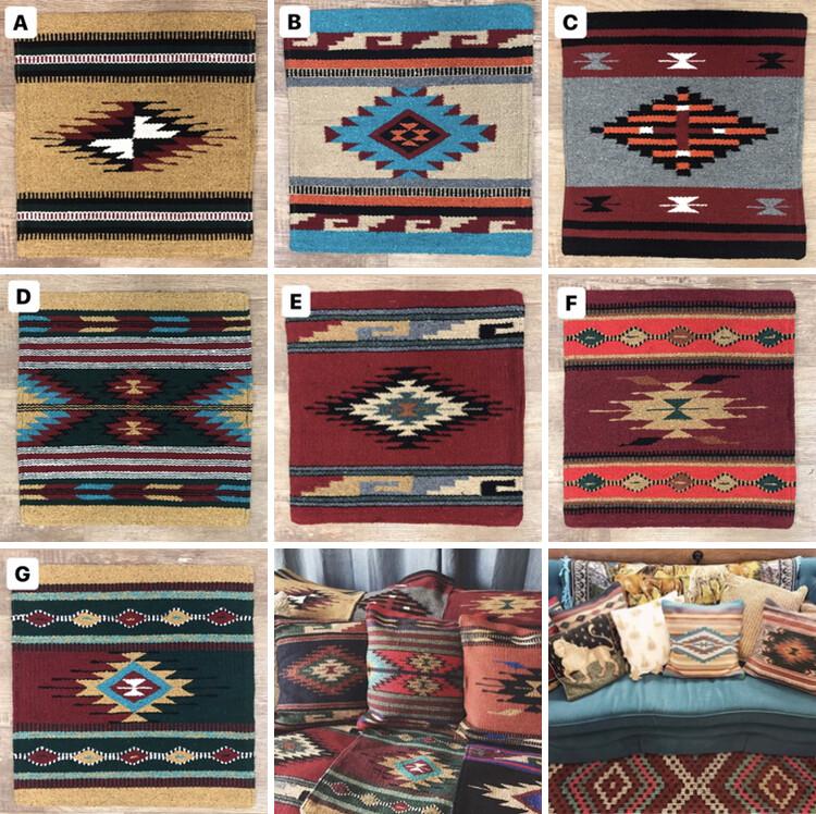 Aztec Pillow Covers